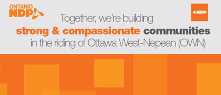 Ottawa West—Nepean NDP