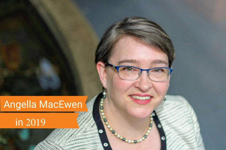 Strong showing in #elxn43 by Angella MacEwen